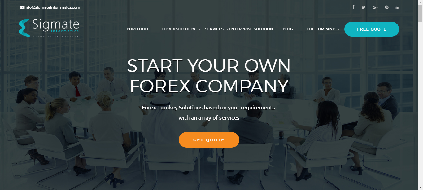 Best forex crm
